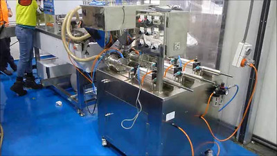 Filler Machine and Heat Sealer Machine