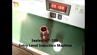 SealerOn™ - 100 Affordable Induction Sealing Machine