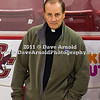 Father Tony (BC) - The Boston College Eagles defeated the University of Massachusetts Minutemen 4-2 on October 14, 2011, at Kelly Rink in Chestnut Hill, Massachusetts.