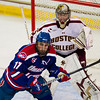 10/29/2011 - UML vs BC : Available for EDITORIAL USE ONLY. Please contact if interested in Editorial use. (dga17@hotmail.com)