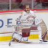 In an exhibition game, Boston College defeated New Brunswick 4-1 5 on October 4, 2019 at Boston College in Newton, Massachusetts.