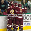 10/8/2011 - Ice Breaker - BC vs North Dakota : Available for EDITORIAL USE ONLY.