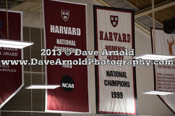 Havard Hockey National Champions Banners