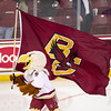 Boston College Eagles, Baldwin - The Boston College Eagles defeated the Boston University Terriers 5-2 on December 1, 2012, and Jerry York (BC - Head Coach) matched Ron Mason's all-time record of 924 victories at Kelly Rink in Chestnut Hill, Massachusetts.