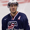 Adam Clendening (USA - 5) - The Russian National Junior Team defeated the 2012 U.S. National Junior Team 6-3 in a preliminary game on December 20, 2011, at the ENMAX Centrium in Red Deer, Alberta, Canada.