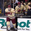 Tommy Cross (BC - 4)   - The Boston College Eagles defeated the University of Maine Black Bears 4-1 to win the 2012 Hockey East Championship on March 17, 2012, at the TD Bank North Garden in Boston Massachusetts.