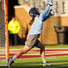 North Carolina women's lacrosse defeated  Boston College 10-4 in the ACC quarterfinals on April 24, 2013 at Boston College in Chestnut Hill, Massachusetts.