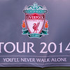 Roma defeated Liverpool 1-0 on July 23, 2014, at Fenway Park, in Boston, Massachusetts.