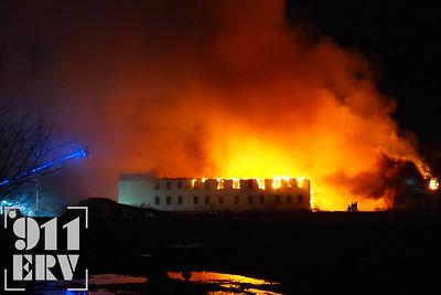 2 Alarm Fire - Shea Memorial Drive, Weymouth, MA - 3/26/20