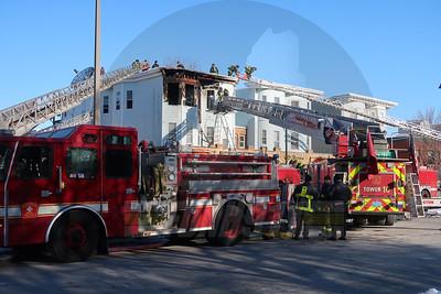 3 Alarm Fire - Boston, MA - 3/6/2019