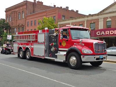 Deerfield, MA Engine 2
