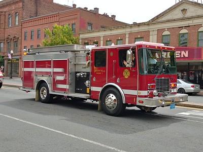 Deerfield, MA Engine 1