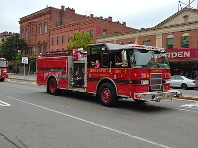 Greenfield, MA Engine 1