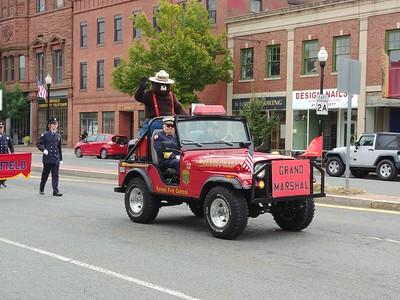 Massachusetts Forest Fire Control Jeep