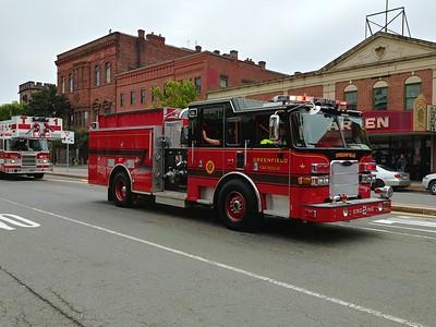 Greenfield, MA Engine 2