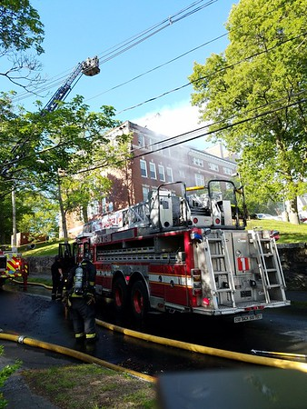 Six alarms on Sanborn Street in Reading, MA on June 1, 2017. Video: https://youtu.be/mBMsyobUltQ