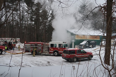 Working fire on Proctor Hill Road in Hollis, NH on January 21, 2019. Video: https://youtu.be/LhrhLRHi3sQ