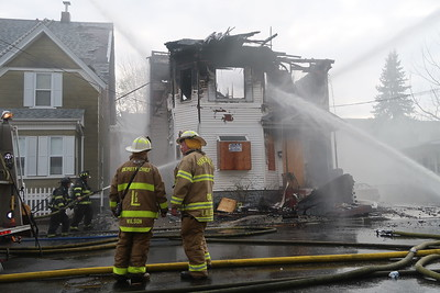 Three alarms on Brookfield Street in Lawrence, MA on 4/19/2019. Video: https://www.youtube.com/watch?v=qVU6i7ZcDFg
