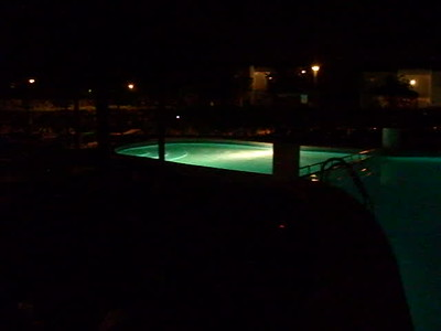 Night Pool