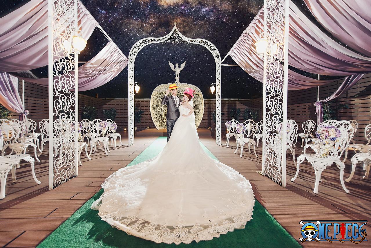 婚攝小刀,府中晶宴,婚攝,jlove婚攝,海賊王主題