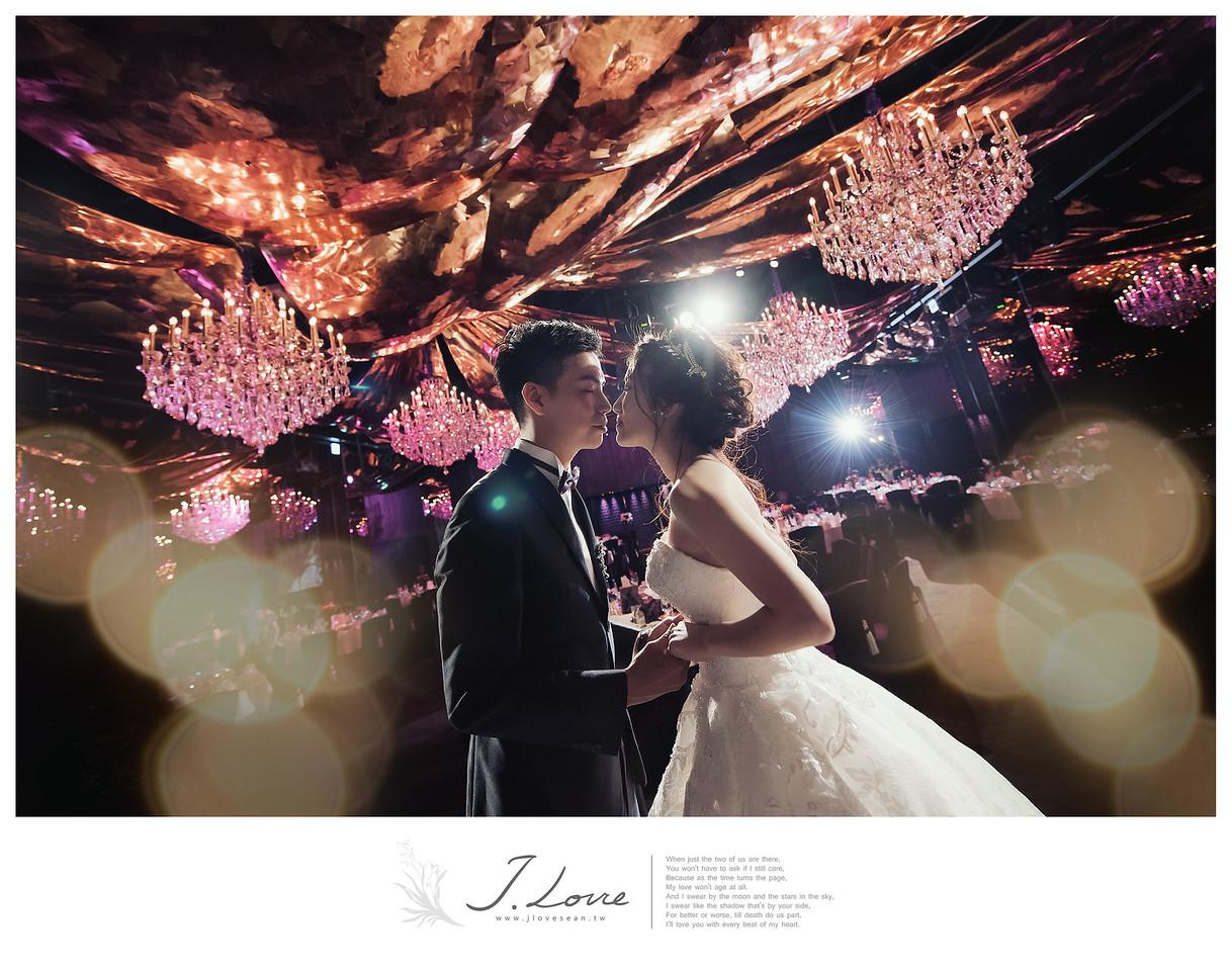 《台北婚攝》讓婚禮變成迪士尼 / 君品酒店