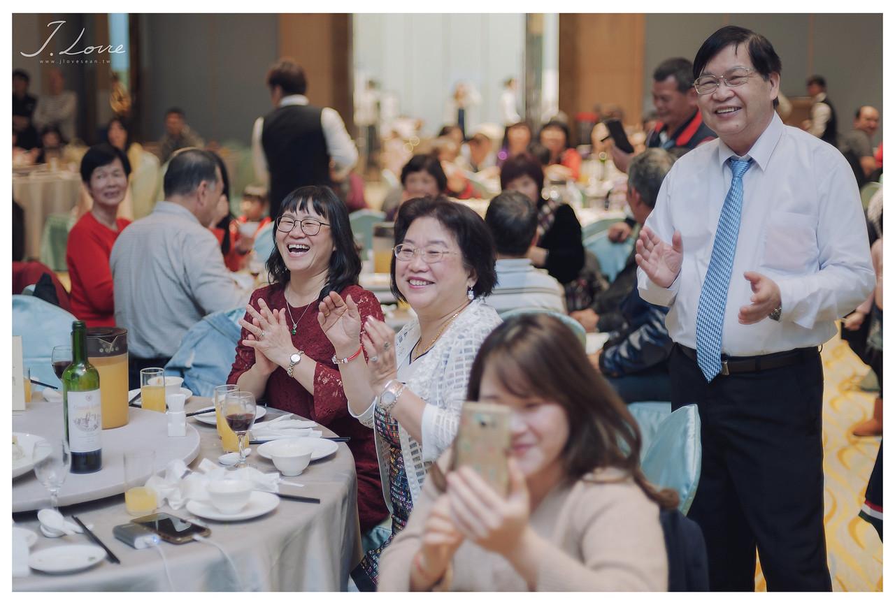 《新竹婚攝》徜徉在婚禮的幸福洋溢 / 晶宴會館 新竹館