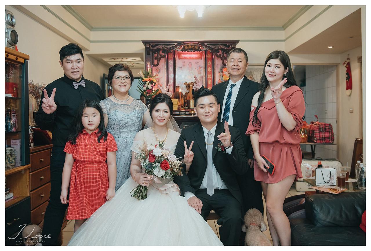 《台北婚攝》愛是長在我們心裏的藤蔓