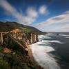 Bixby Creek Bridge long exposure, Big Sur Coast, California