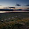 Sunrise at Carrizo Plain