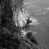 Big Sur Cliffs and Ocean