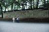 Meiji Shrine - Sake Barrels