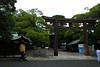 Meiji Shrine - Main Entrance 1
