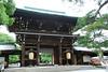 Meiji Shrine - Main Entrance 2