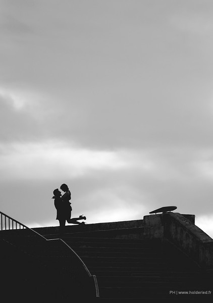 Photo couple Montpellier - Philippe Holderied  | Love story montpellier