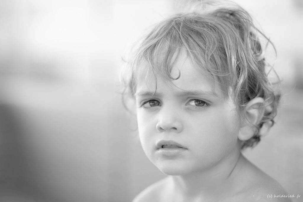 Portrait d'enfant - séance photo Montpellier