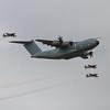 The Blades Aerobatic Team - Extra EA-300s & RAF Airbus A400M Atlas