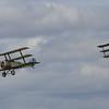 Sopwith Triplane Replica & Fokker Dr1 Replica