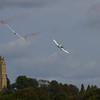 Piper PA 25 235 Pawnee Towing a MDM-1 Fox Glider