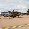 Westland Aerospatiale SA330B Gazelle  (French Army Light Aviation)