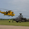 Westland Sea King HAR3  (Royal Air Force)