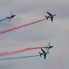 The Patrouille de France - Alpha Jet Es