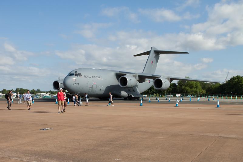 Boeing C-17A Globemaster III (Royal Air Force)