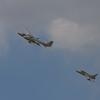 1959 English Electric Canberra PR9 / 1958 Hawker Hunters