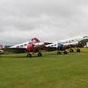 Douglas DC-3 and Beechcraft Model 18