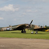 1939 - Supermarine Spitfire MkIa and 1934 - Bristol Blenheim Mk 1