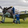 1939 - Curtiss-Wright Hawk 75