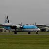 """Fokker F50 """"KLM Cityhopper"""""""