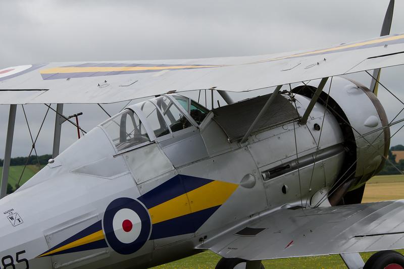 1935 - Gloster Gladiator