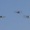 1933 Avro Tutor / 1940 de Havilland DH.82a Tiger Moth / 1937 Miles Magister