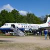 "1958 Vickers 806 Viscount ""British Air Ferries"""